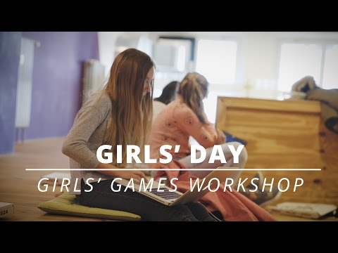 Girls' Day at Wooga