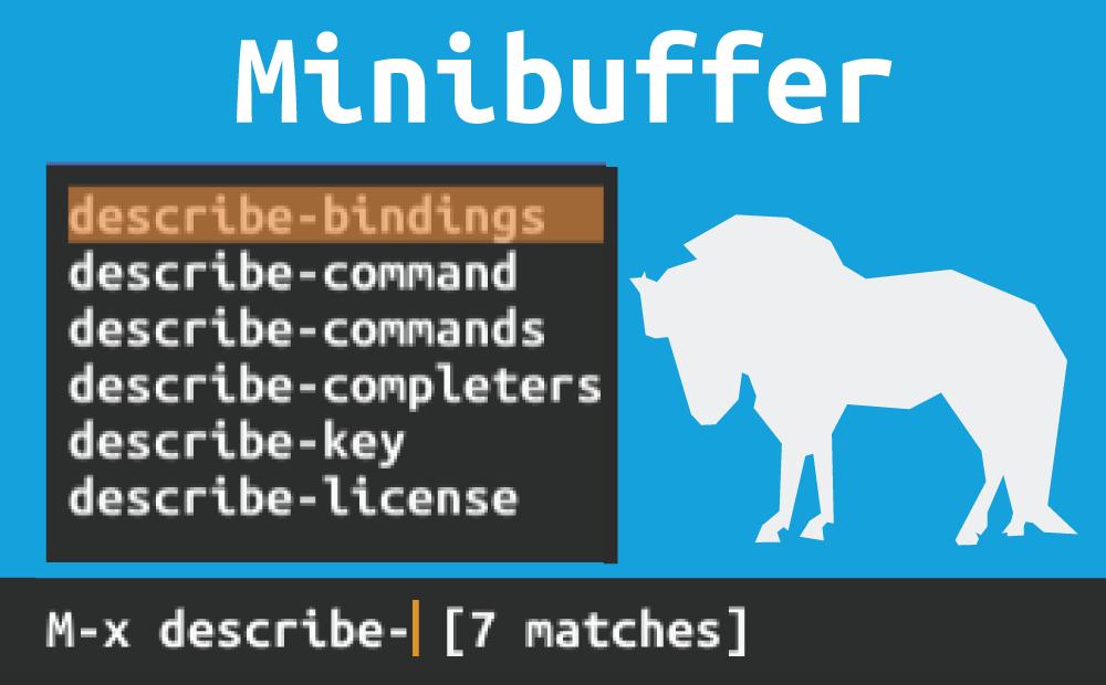 Minibuffer Console