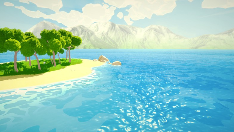 Stylized Water Shader