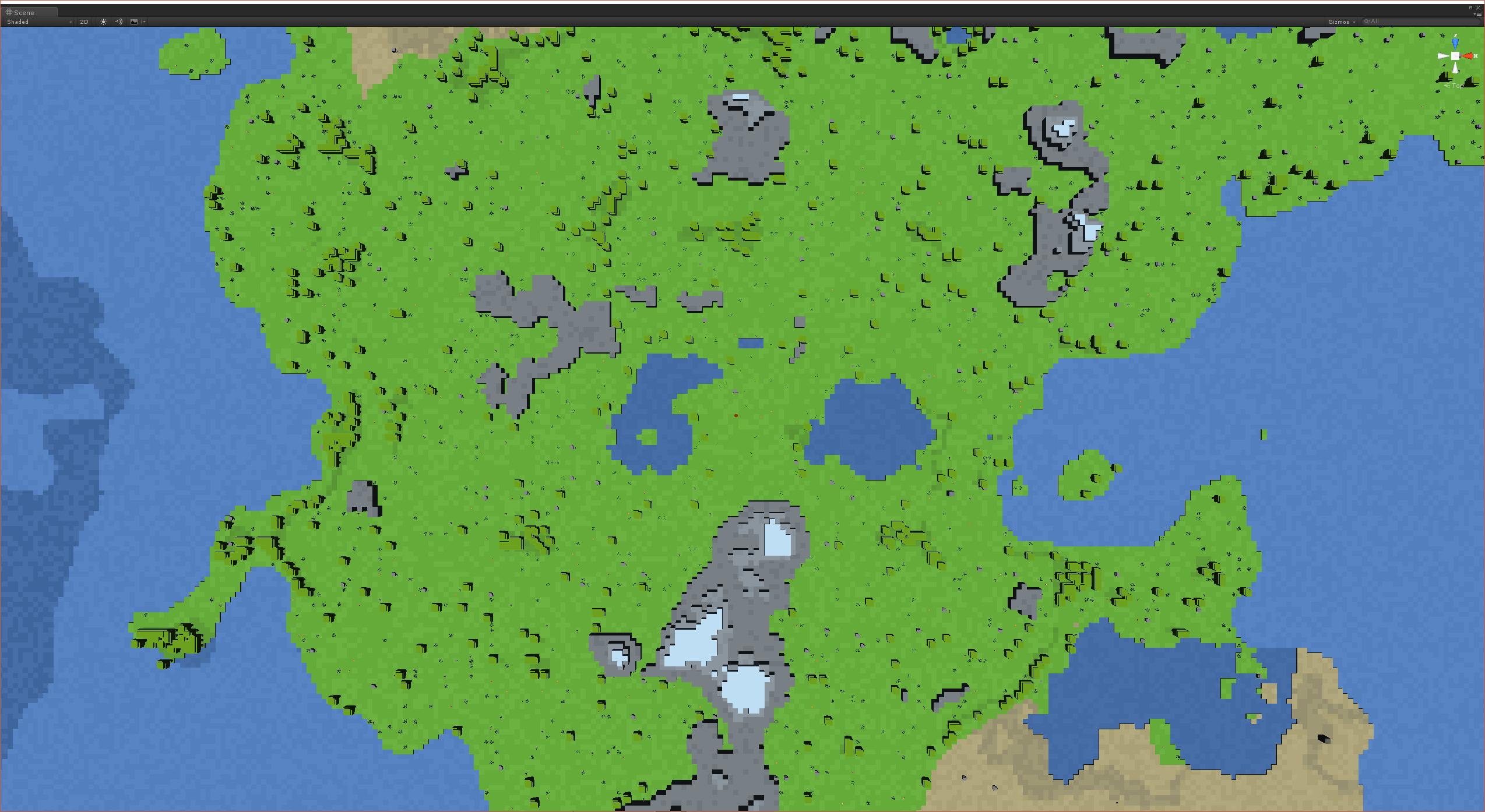 Cubeland (Cancelled)