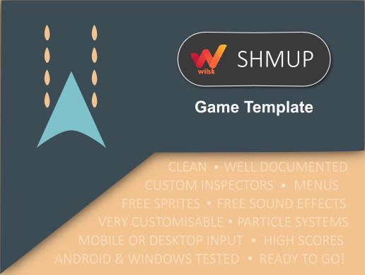Shmup Game Template