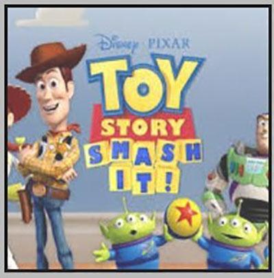 Toy Story : Smash It!