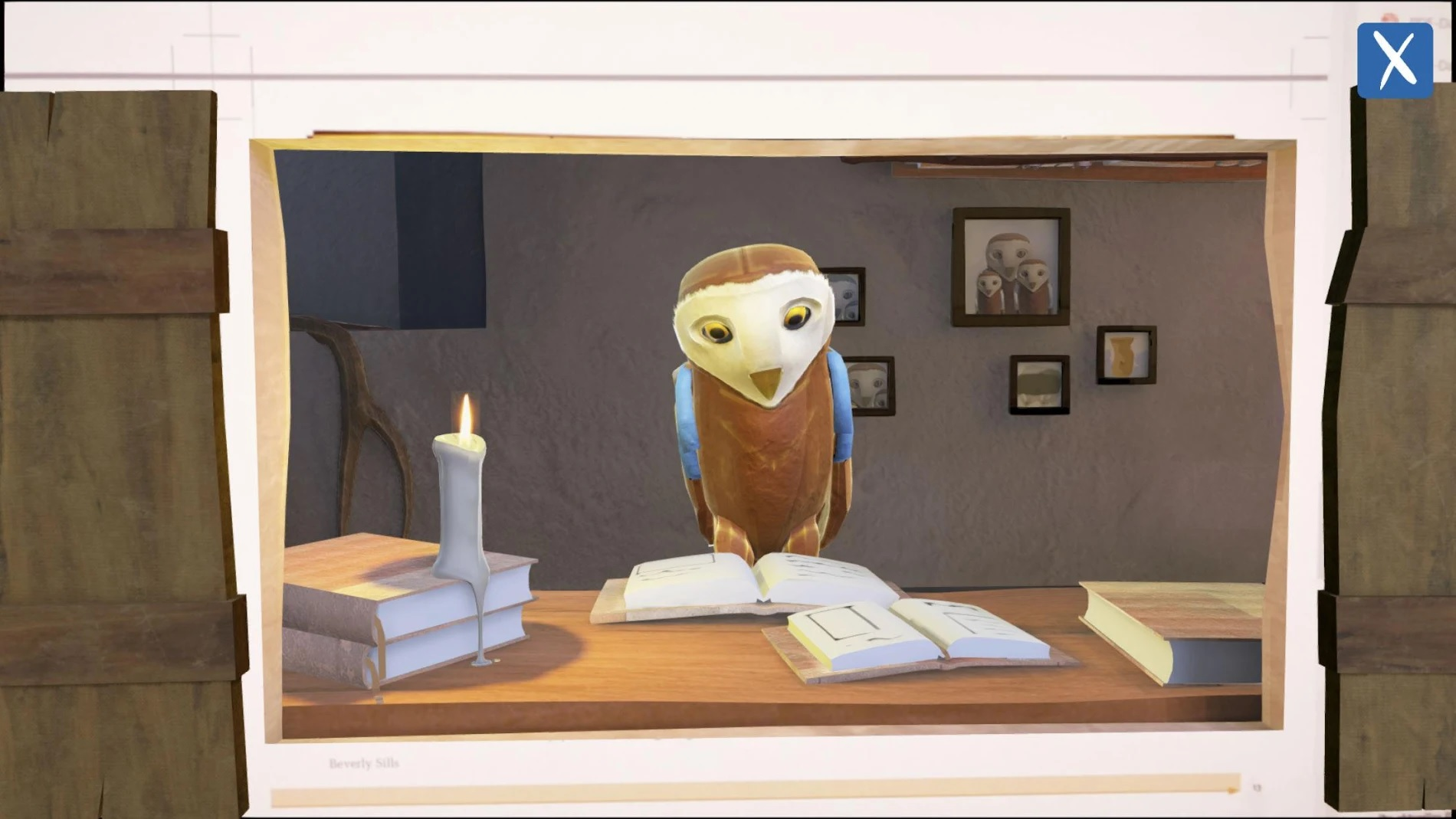 DAAD AR owl