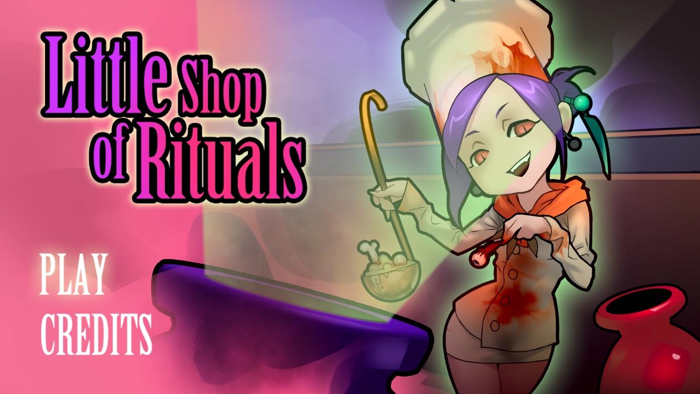 Little shop of rituals