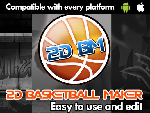 2D Basketball Maker