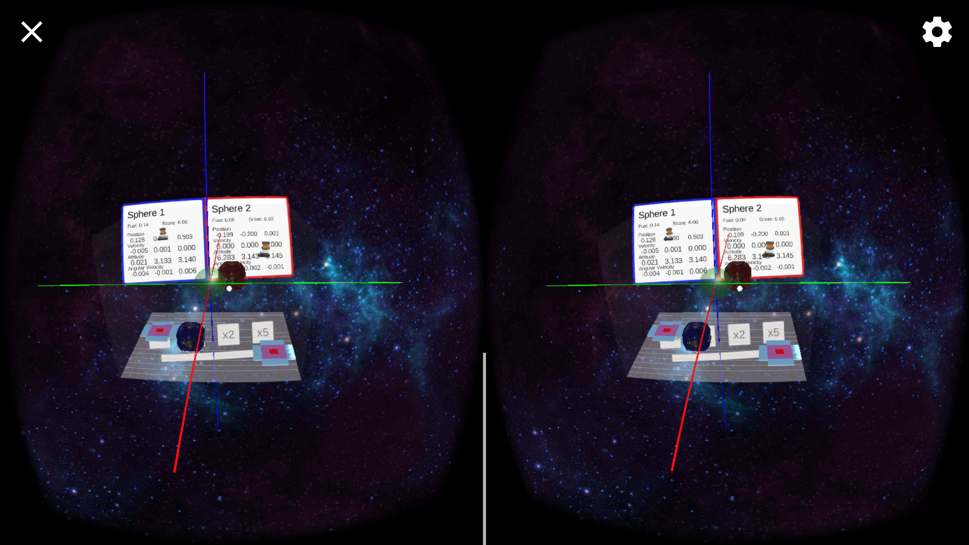 Zero Robotics VR Simulation Viewer