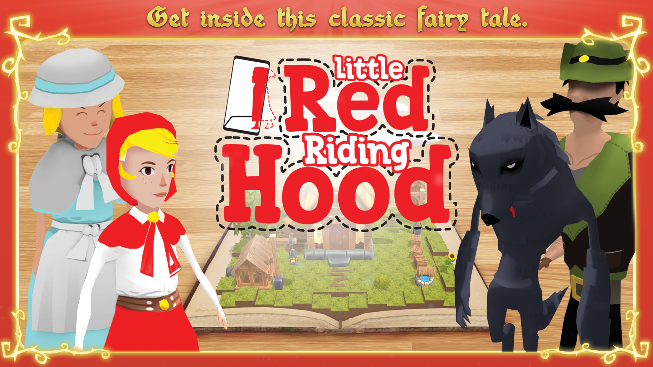 AR Red Riding Hood