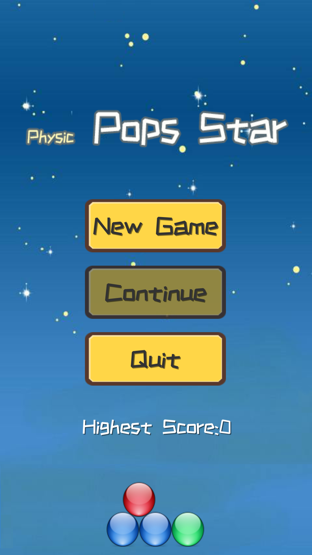 Physics pop star