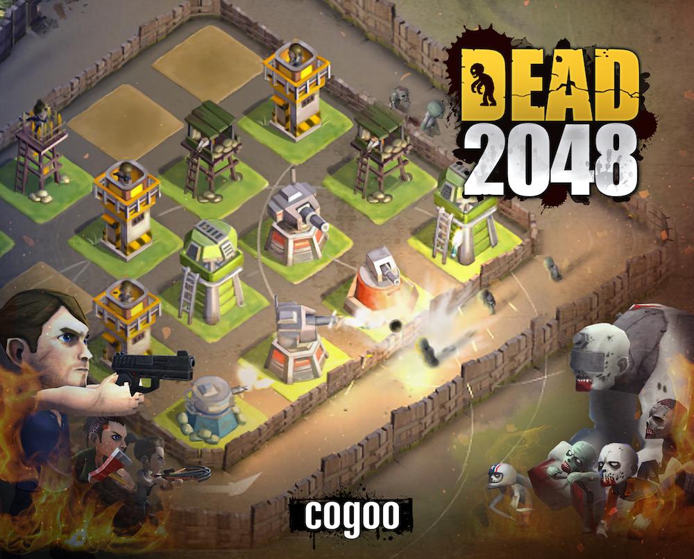 [MWU Korea '18] DEAD 2048 / Cogoo Inc.