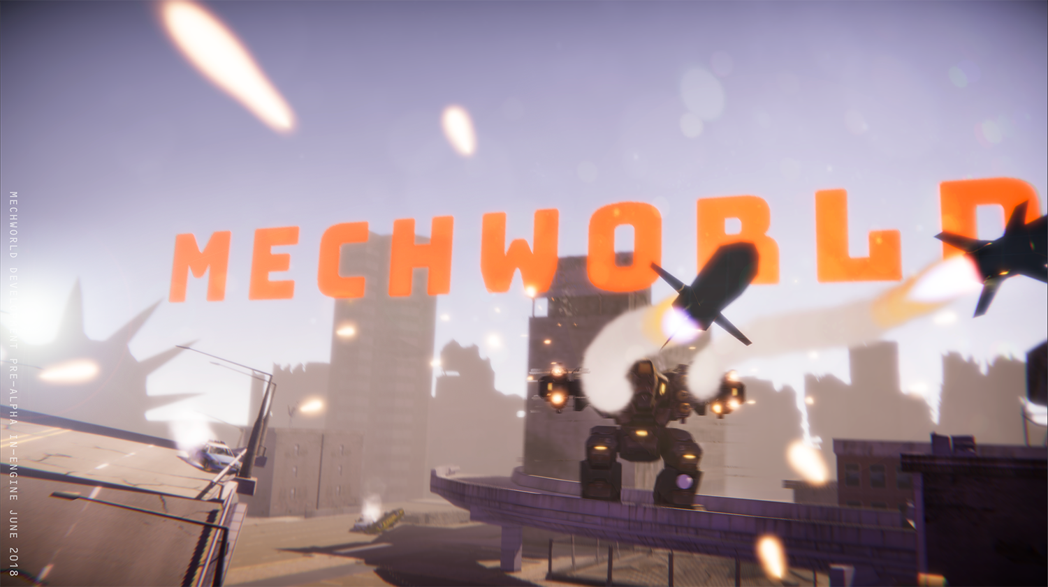 MECHWORLD