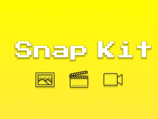 Cross Platform Snapchat Kit