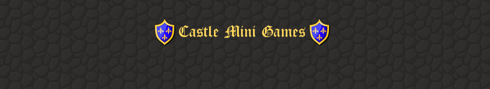 Castle Mini Games