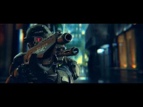 Cyberpunk 2077 Trailer rework