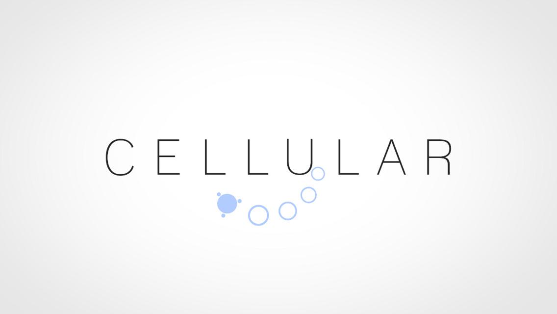 CELLULAR - Explore space, colour and sound