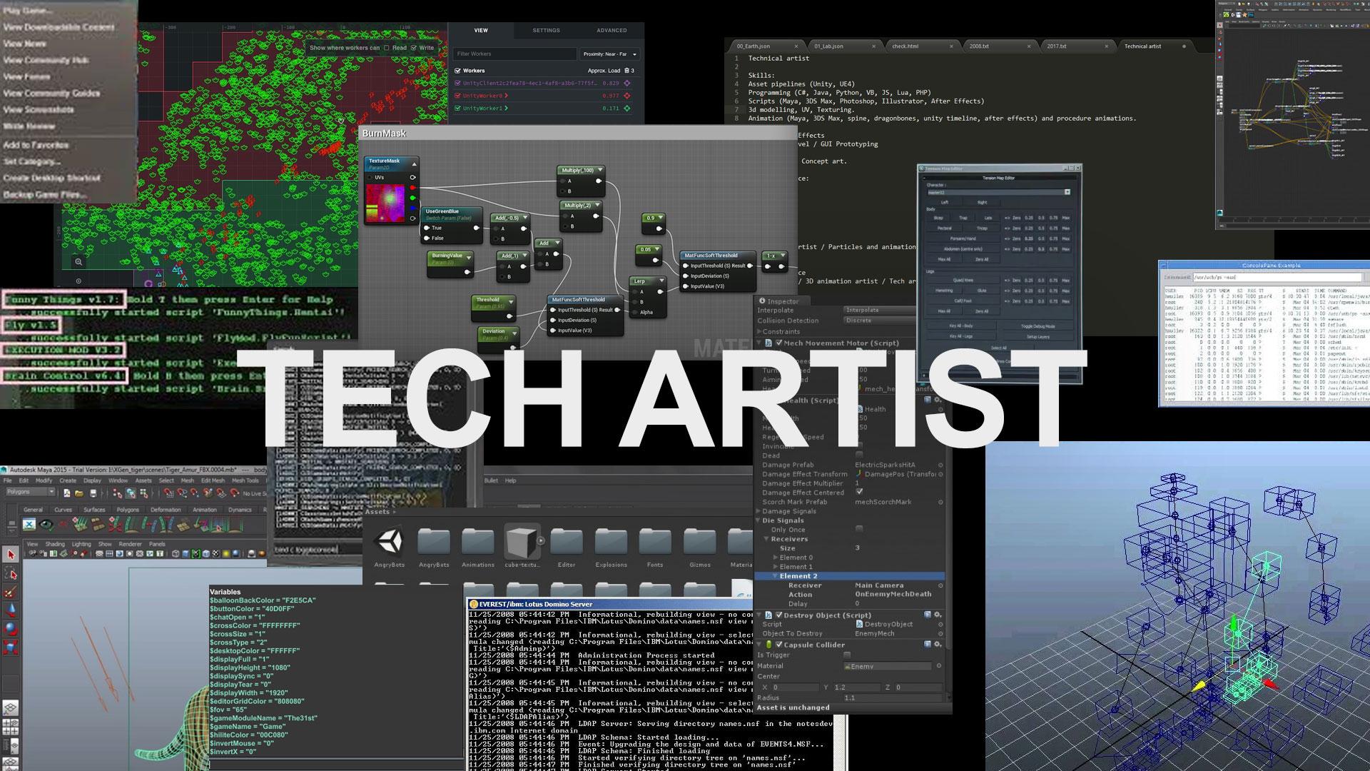 Tech Artist