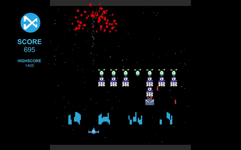 PDL Invaders