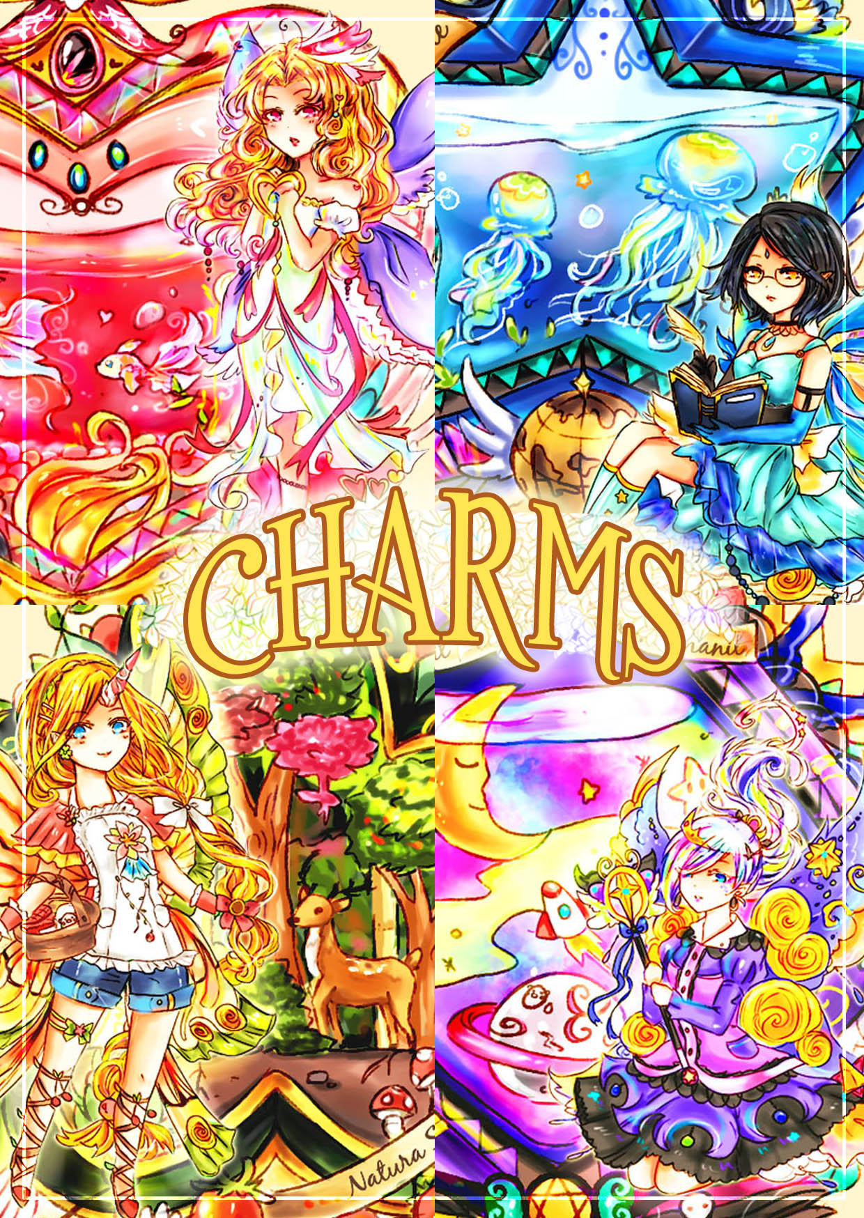 Fairy Charms Series