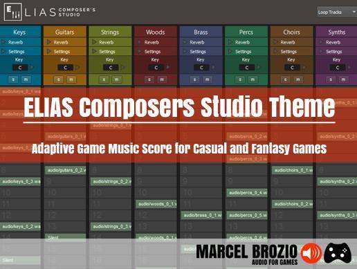 Adaptive Fantasy Game Music Score