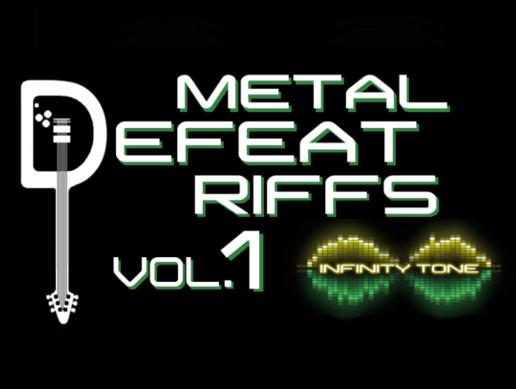 Metal Defeat Riffs, Vol 1