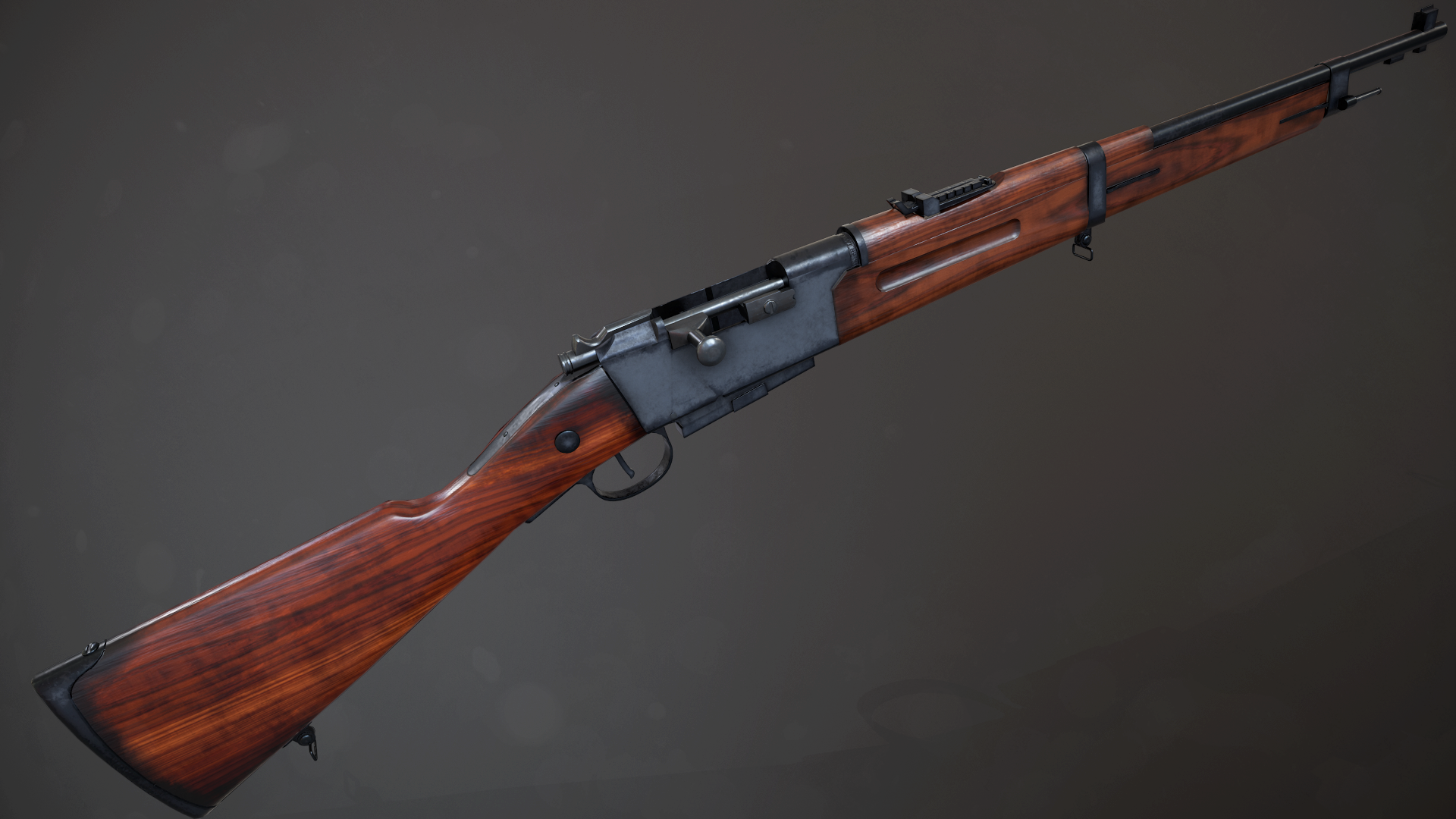 Lebel Model 1886 M27