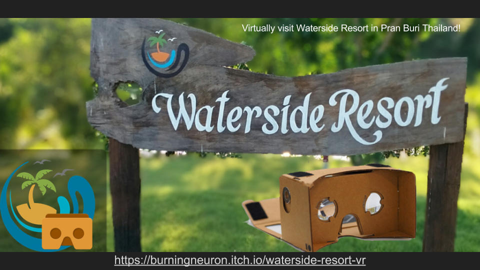 Water Side Resort VR