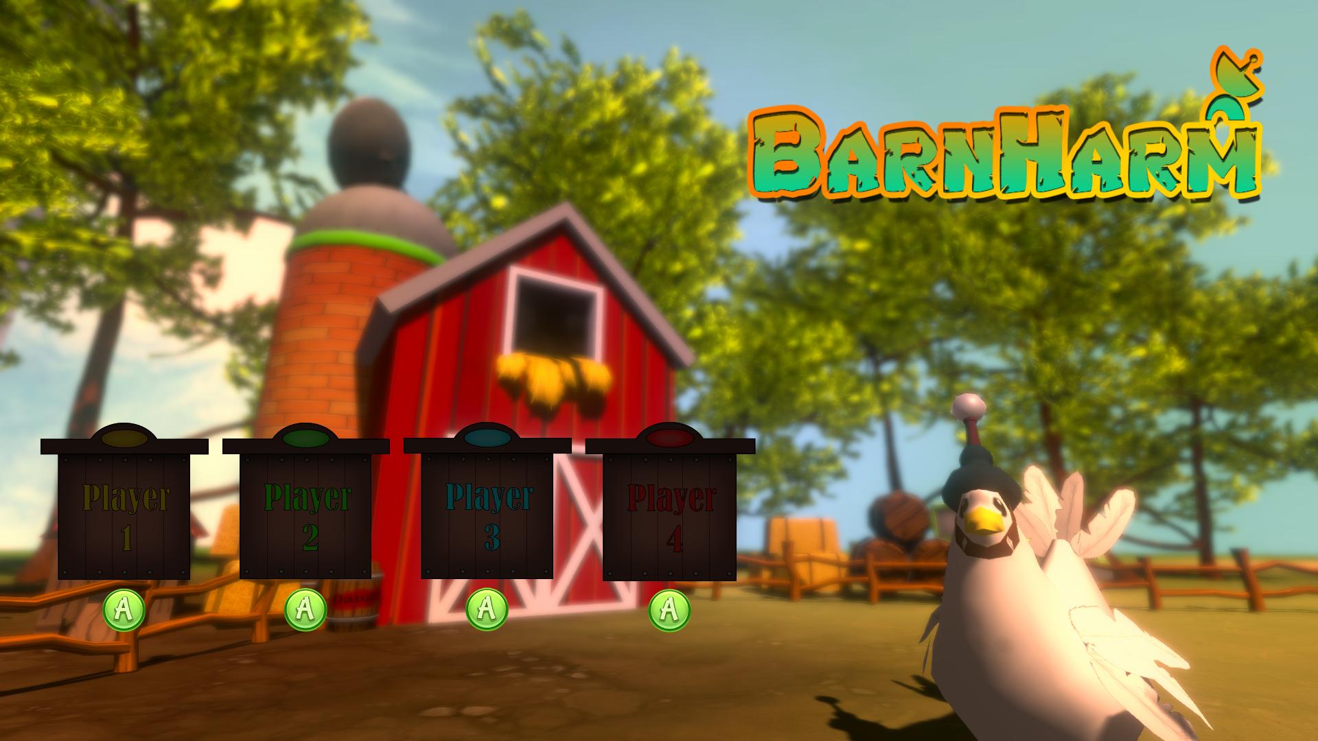 Barnharm