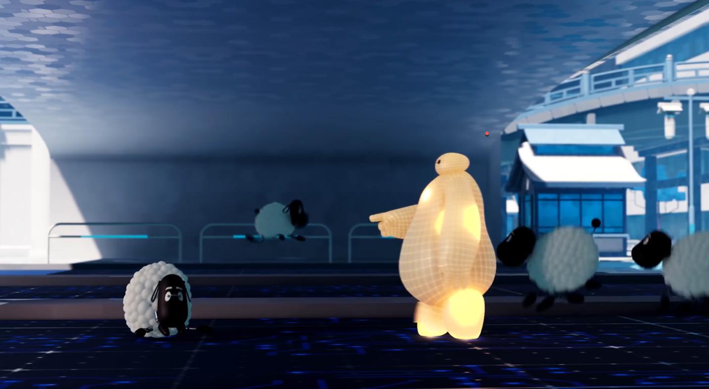 Unity和迪斯尼-创造实时动画电视制作新纪元