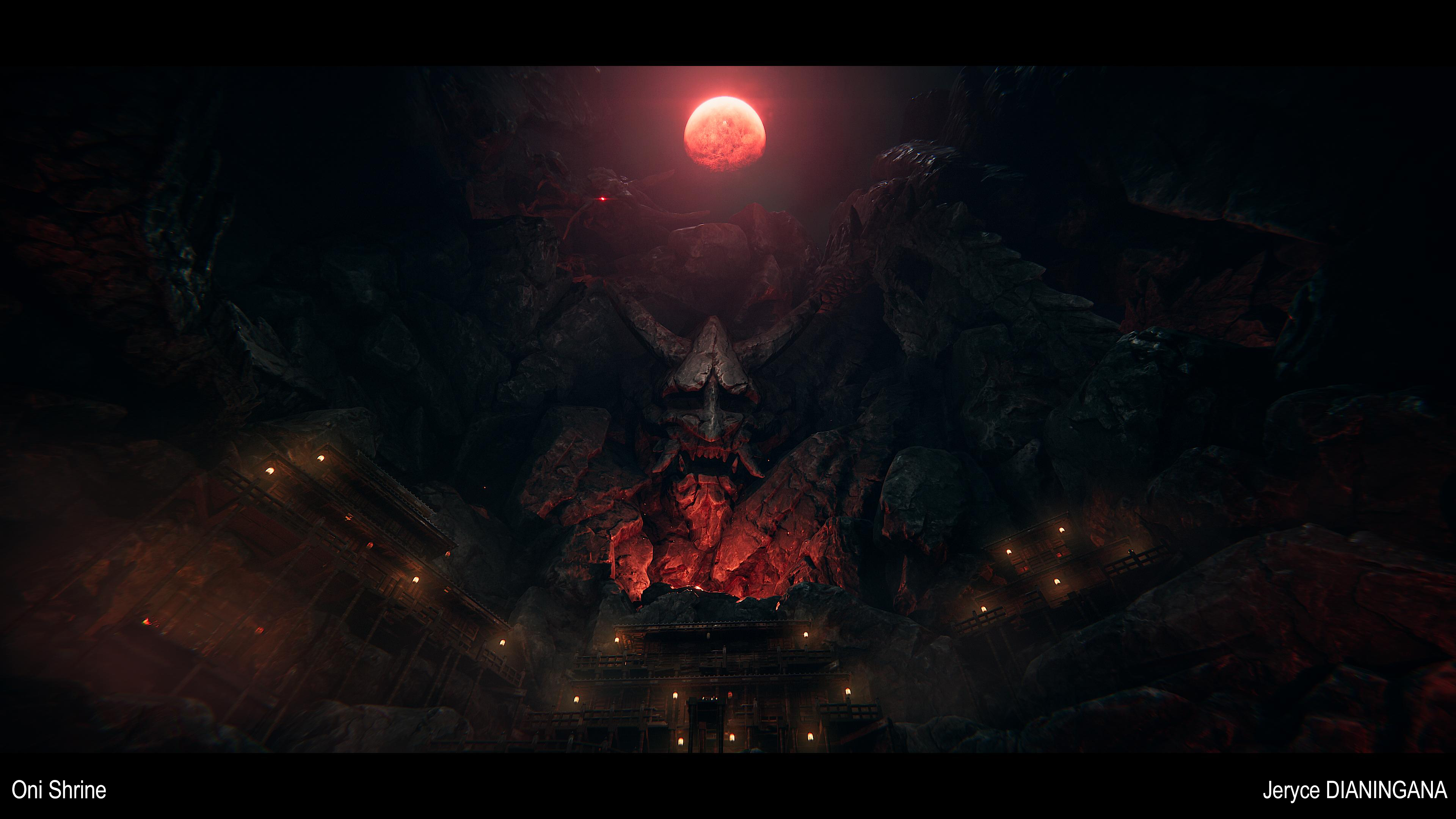 Oni Shrine
