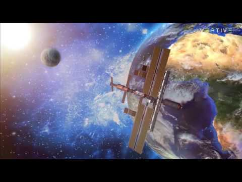 Solar System and Stars - Virtual Reality Tour to Universe