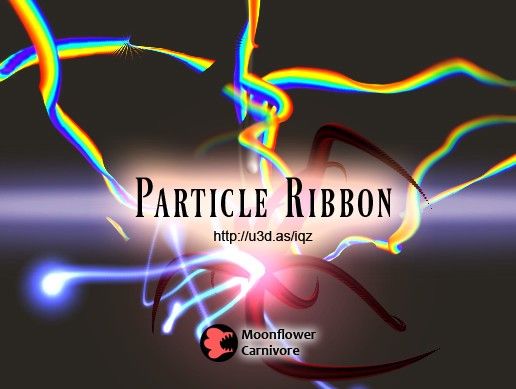 Particle Ribbon