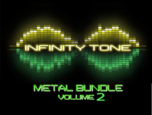 Infinity Tone Metal Bundle, Volume 2