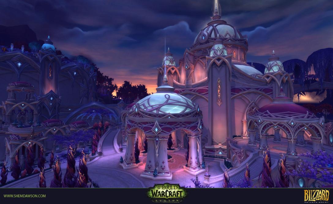 Suramar City Dungeon