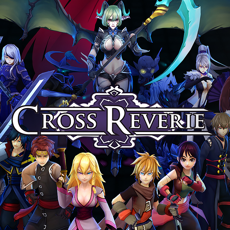 Cross Reverie - Characters