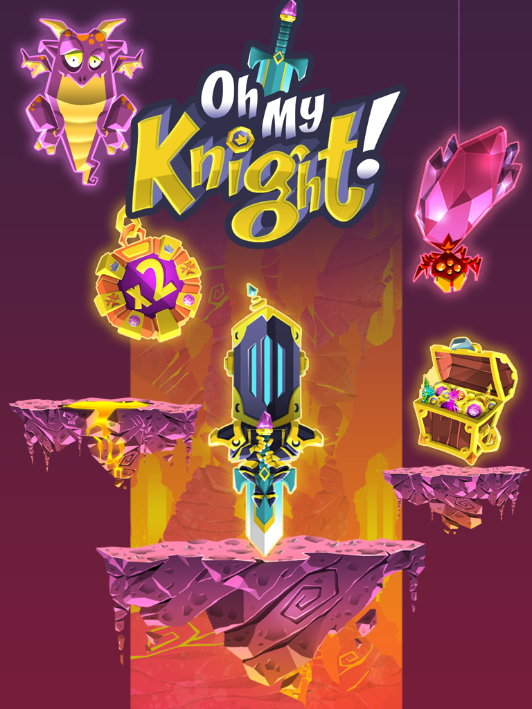 Oh My Knight!