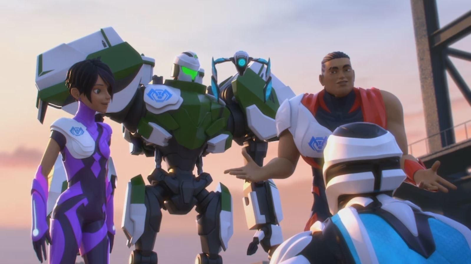 """Max Steel """"Team Turbo"""""""