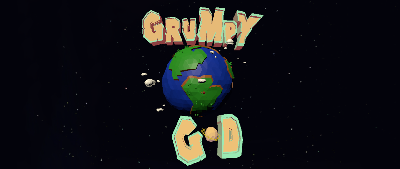 Grumpy God