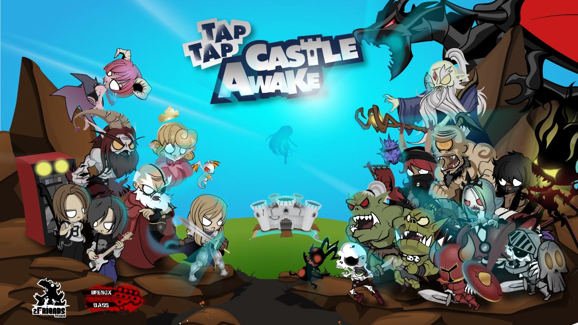 Tap Tap Castle Awake