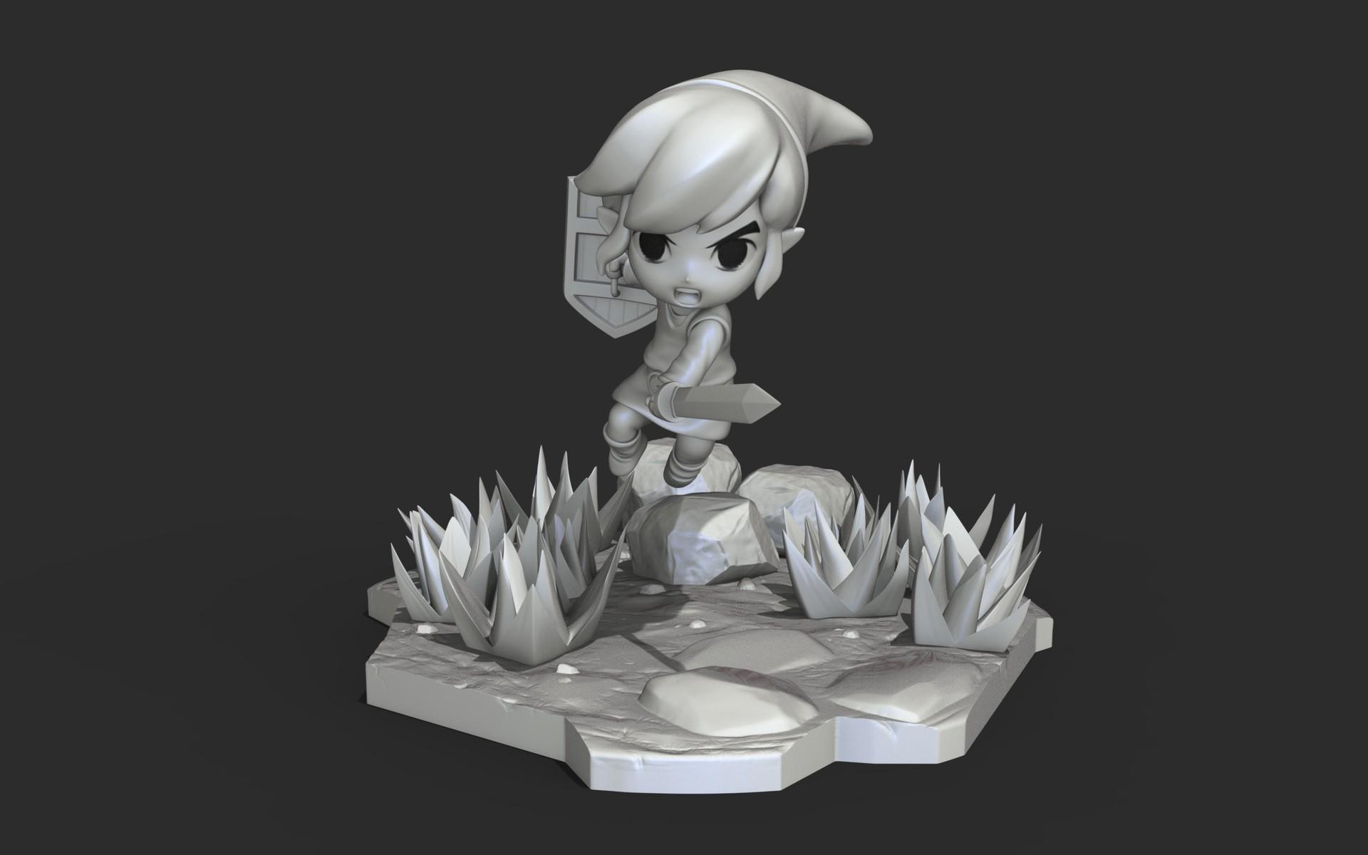 Sculpt GameCharacter