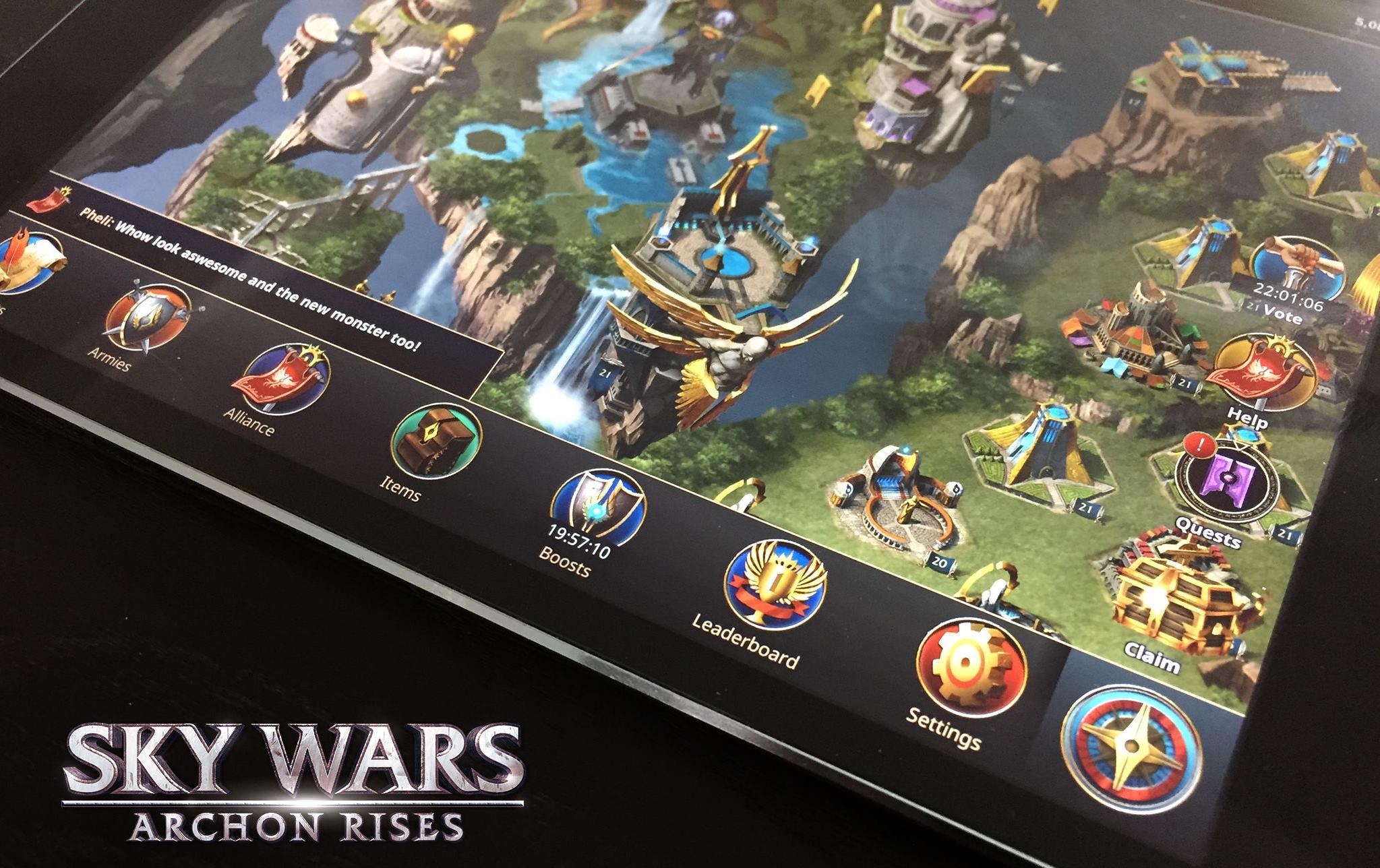 Sky Wars: Archon Rises