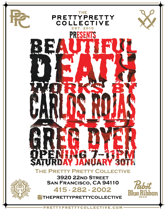 Beautiful Death Art Show