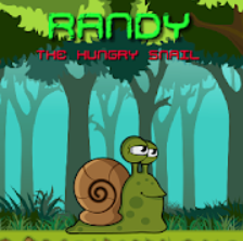 Randy The Hungry Snail
