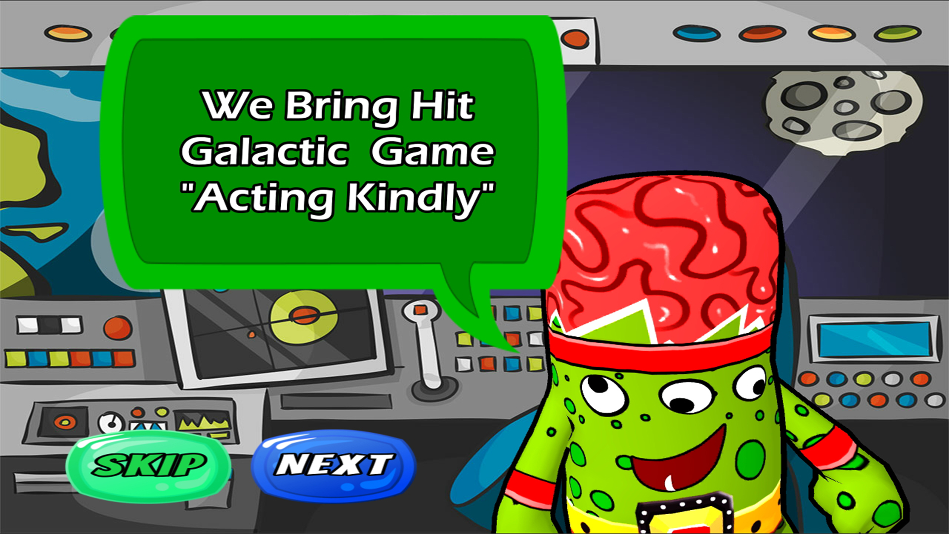 Acting Kindly Mobile - A Change the World Card Game