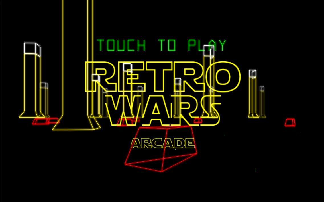 Retro Wars Arcade
