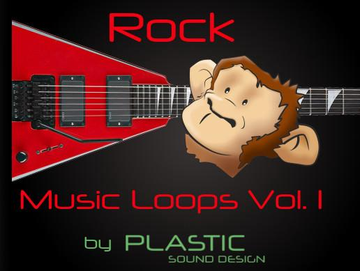 Rock Music Loops Vol. 1