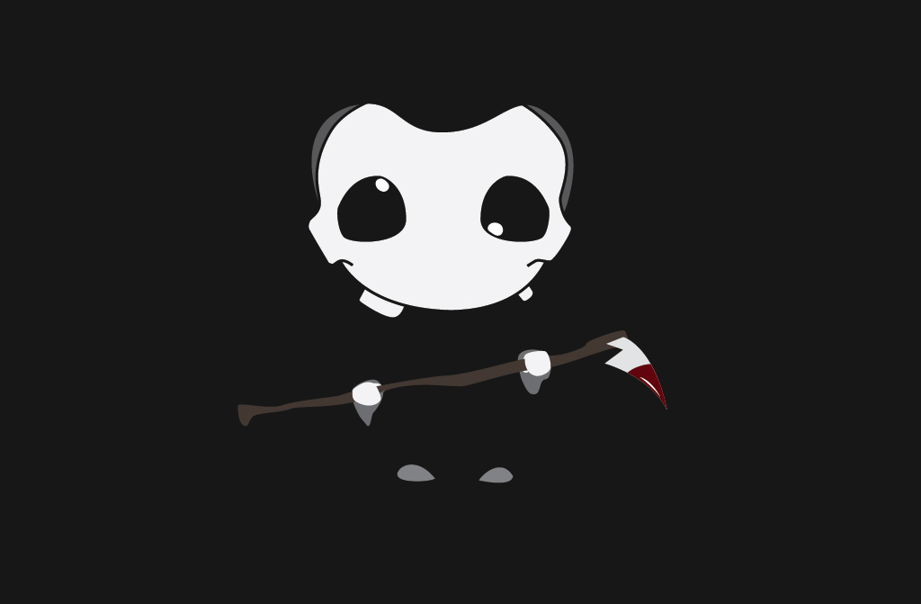 Little Reaper - 2D Illustration