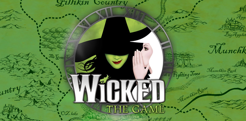 Wicked - The game