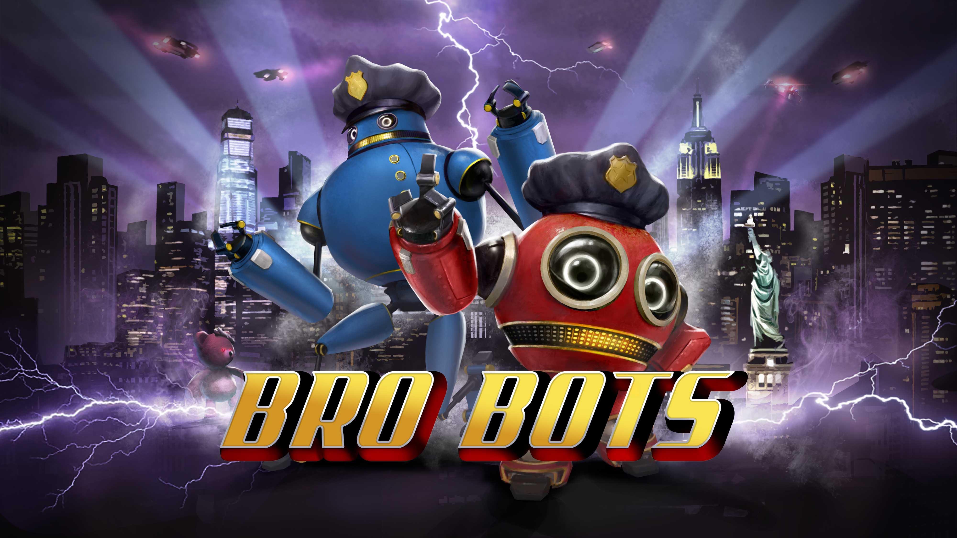 Bro Bots Go Underground