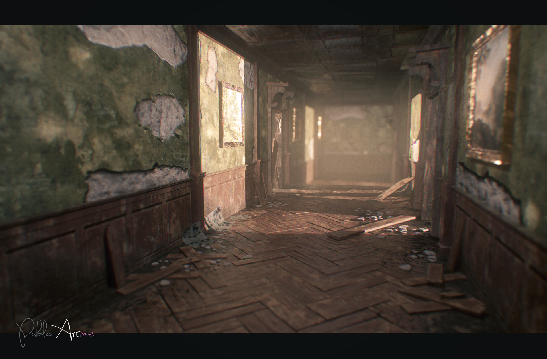 Desolate Hall