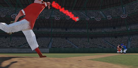 Future League Baseball - VR