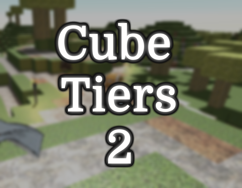 Cube Tiers 2